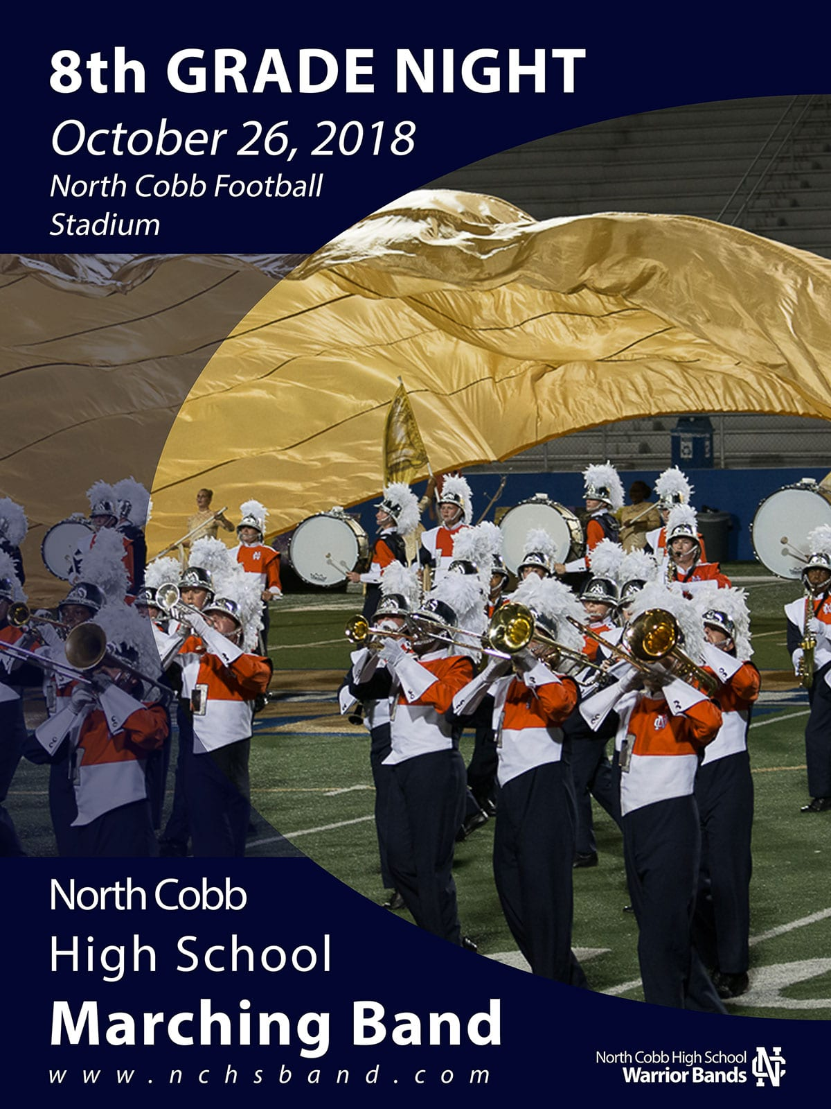 North-Cobb-8thGRADEOPTION2BAND
